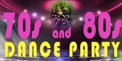 70's and 80's Dance Party with Vintage Vinyle