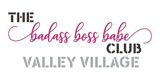 VALLEY VILLAGE Monthly Mixer - June