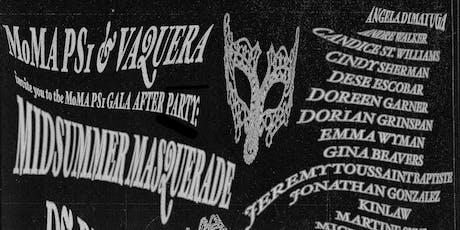 MoMA PS1 Gala After Party: Midsummer Masquerade tickets