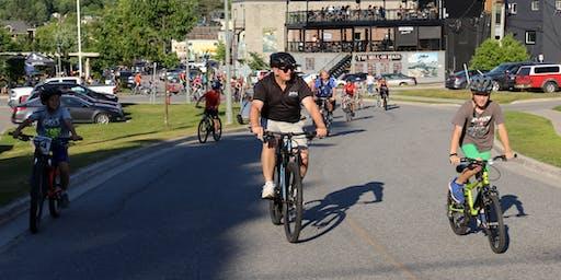 5th Annual Mayor's Bike Ride