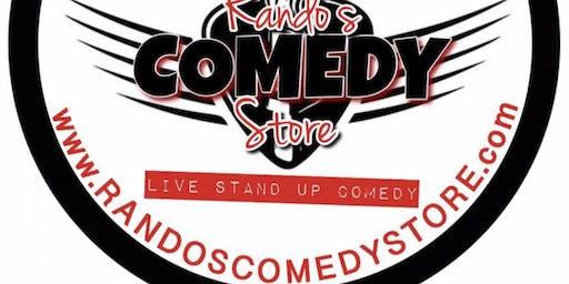 RANDOS COMEDY STORE (Comedy Club)