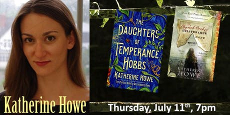 Katherine Howe tickets