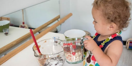 Toddler Cooking and Craft Night | Ages 2-5