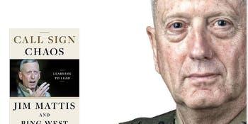 General James Mattis at the Nixon Library