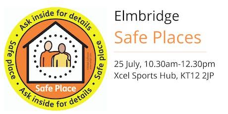 Safe Place Scheme Launch Event tickets