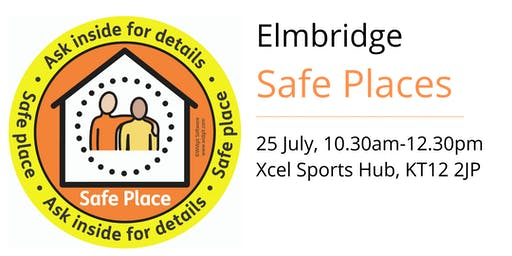 Safe Place Scheme Launch Event