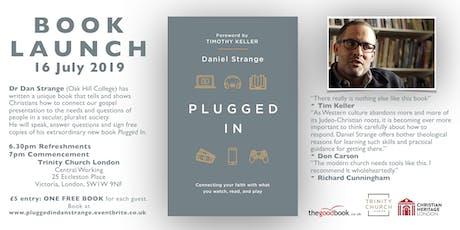 Plugged In - Dan Strange Book Launch tickets