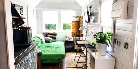 Tiny House Open day and Brunch tickets