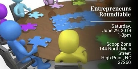 Entrepreneurs Roundtable-High Point tickets
