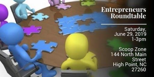 Entrepreneurs Roundtable-High Point
