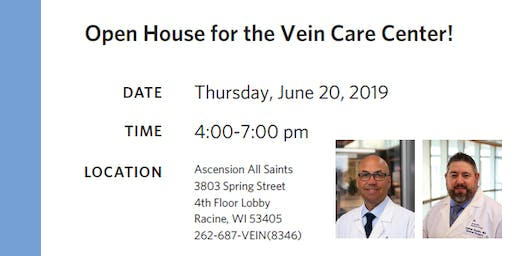 Vein Care Center: Open House & Tours