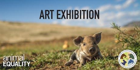 Animal Art Exhibition tickets