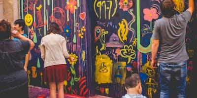 Art Alley Pop Up III