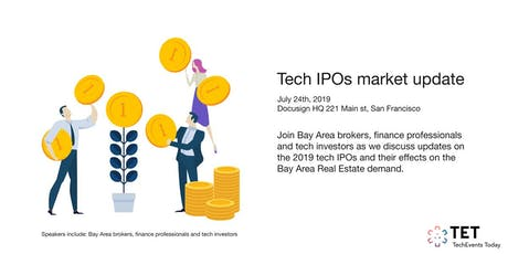 TET Presents: 2019 Tech IPOs market update tickets