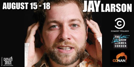 Comedian Jay Larson Live in Naples, FL tickets
