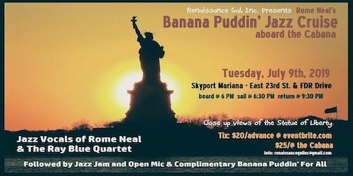 Banana Puddin' Jazz Cruise