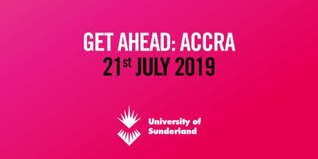 Get Ahead Accra (21st July) tickets