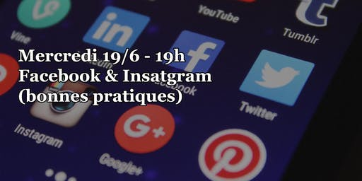 """Atelier Digital Embourg Village: """"Facebook et Instagram, bonnes pratiques"""""""
