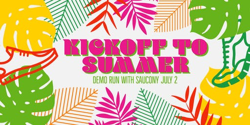 Kickoff to Summer with Saucony - Oak Creek PRO