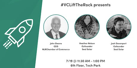 #VCLiftTheRock Presents: North Little Rock Chamber + Seal Solar tickets
