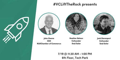 #VCLiftTheRock Presents: North Little Rock Chamber + Seal Solar