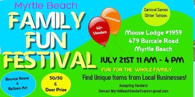Myrtle Beach Family Fun Fest