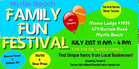 Myrtle Beach Family Fun Fest tickets