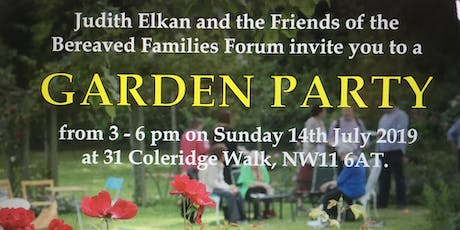 FBFF's Garden Party tickets