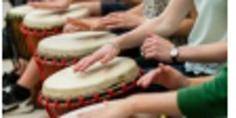 Art Adventure Week - African Drumming Circle tickets