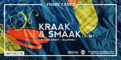 KRAAK & SMAAK tickets