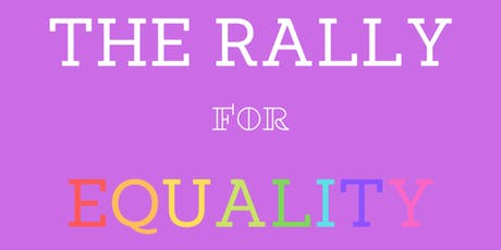 Rally for Equality tickets