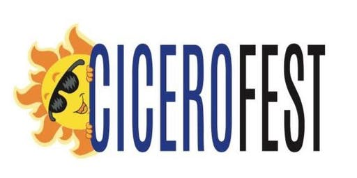 CiceroFest Information Booth Sponsor - Securitronics