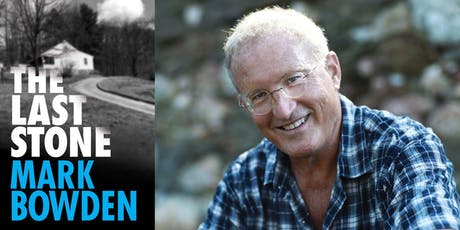 "NPC Headliners Book Event: Mark Bowden - ""The Last Stone"" tickets"