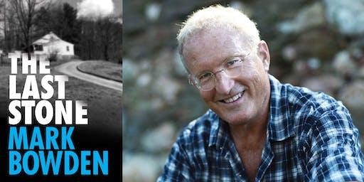 "NPC Headliners Book Event: Mark Bowden - ""The Last Stone"""
