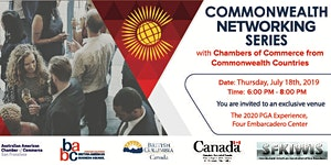 Commonwealth Networking Series Number 2!