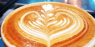 Learning Latte Art Basics