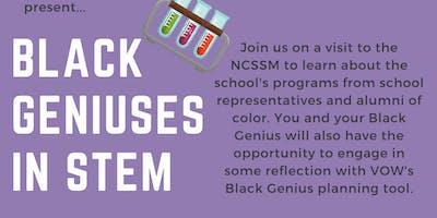 Black Geniuses in STEM