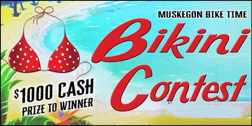 Muskegon Bike Time Bikini Contest