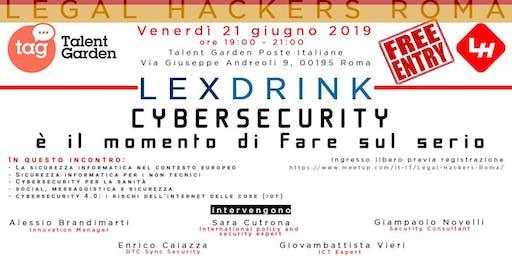 Cybersecurity: è il momento di fare sul serio