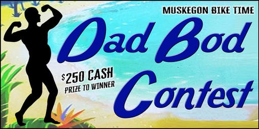 Muskegon Bike Time Dad Bod Contest