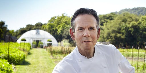 Thomas Keller at Per Se for Ment'or BKB hosted by Billy Harris