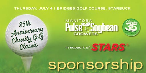 Sponsorship - MPSG's 35th Anniversary Golf Tournament in support of STARS