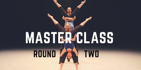 Master Class - Modern Dance & Nontraditional Partnering tickets