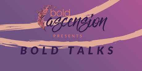 June Bold Talks tickets
