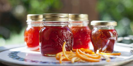 Louisiana Cooking Class -- Preservation and Canning: Fruit Fields of the Mississippi Delta tickets