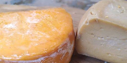 Oficina de queijos veganos BH