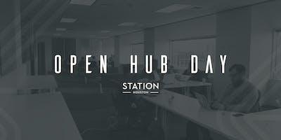 Hub Day at Station Houston