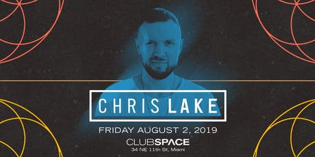 Chris  Lake @ Club Space Miami tickets