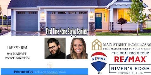 FREE Home Buying & Financial Seminar