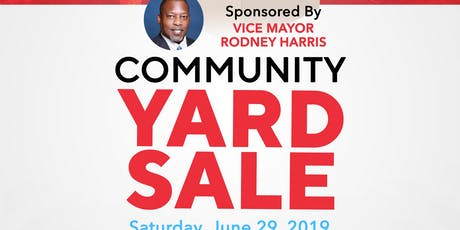 Yard Sale tickets